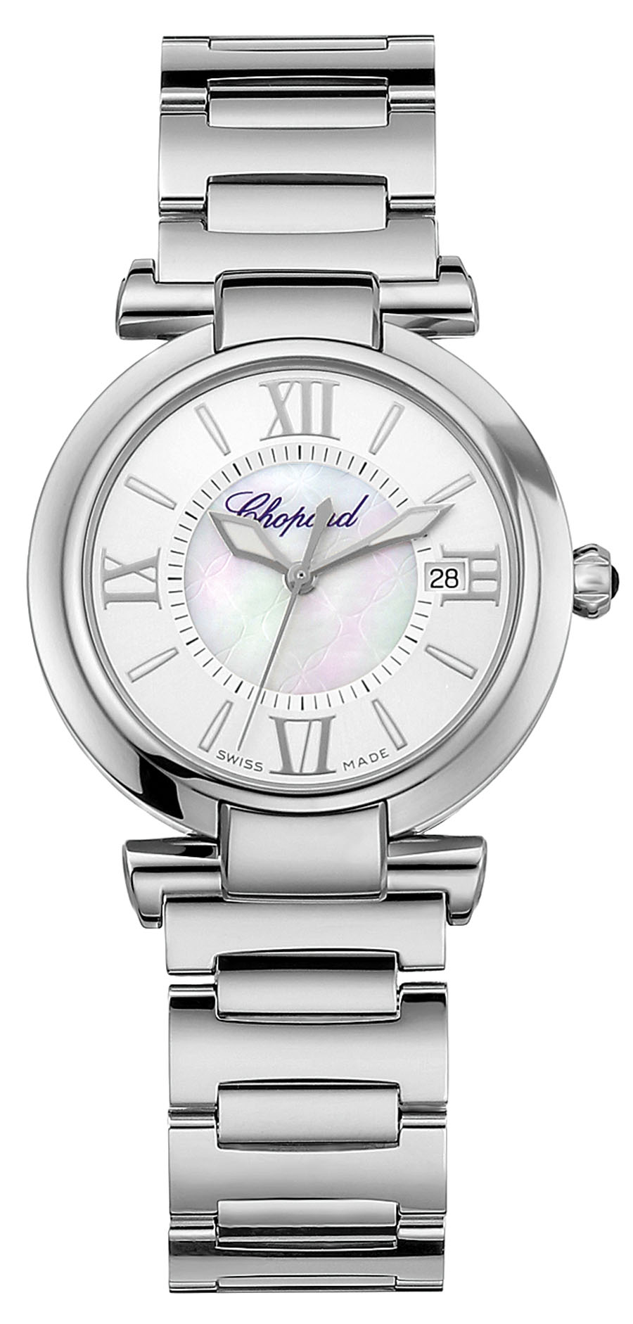 Chopard: Imperiale mit Edelstahlband
