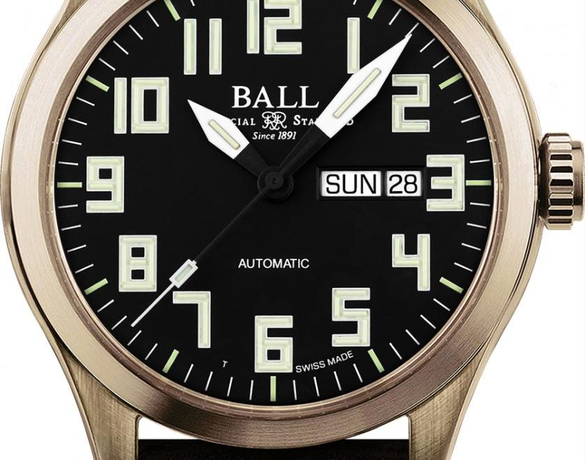 Ball Watch: Engineer III Bronze Star