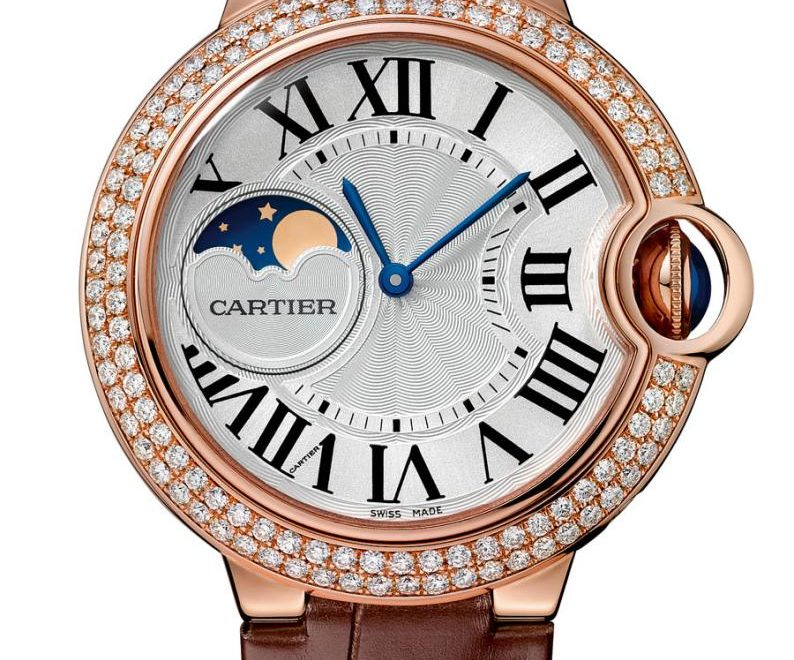 Cartier: Ballon Bleu de Cartier Mondphase