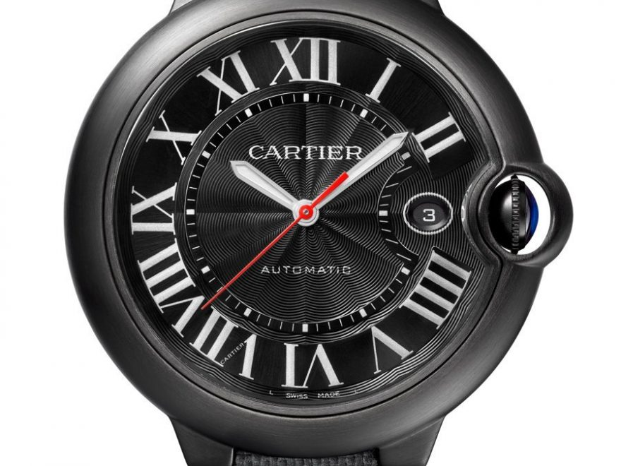 Cartier: Ballon Bleu de Cartier Carbon