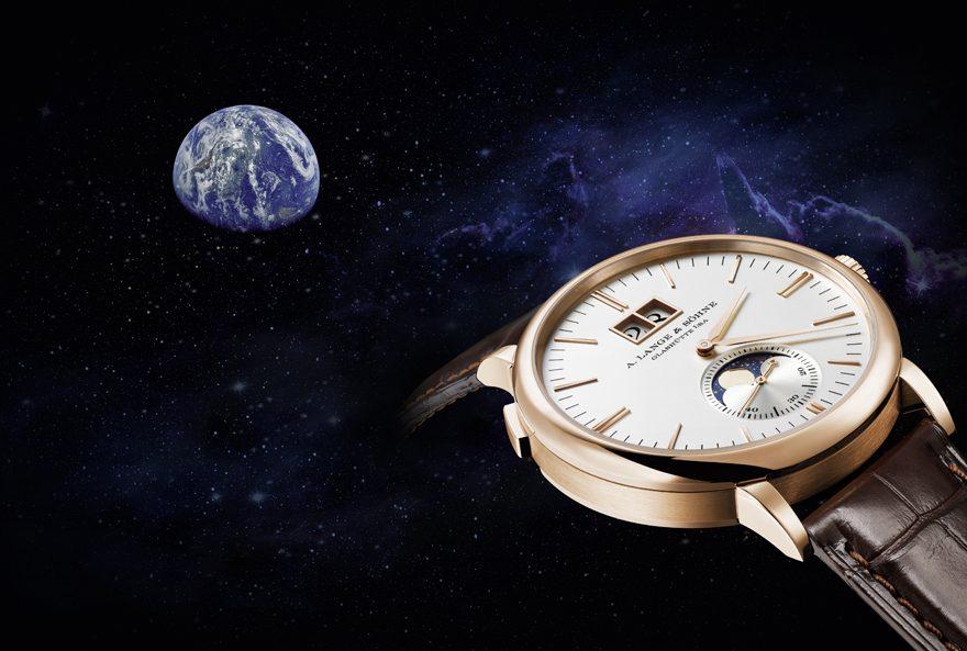 Im Test: die A. Lange & Söhne Saxonia Mondphase