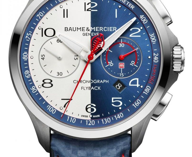 Baume & Mercier: Clifton Club Shelby Cobra