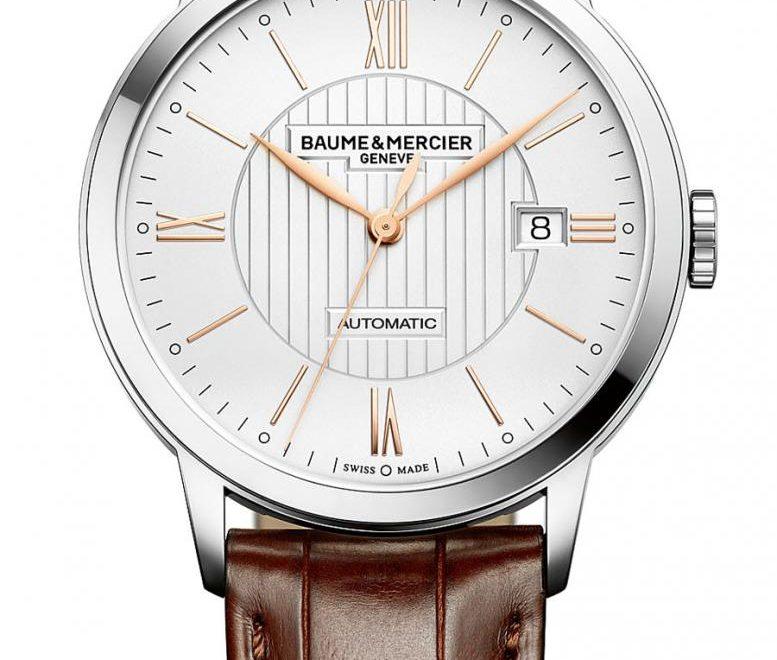 Baume & Mercier: Classima in 40 Millimetern