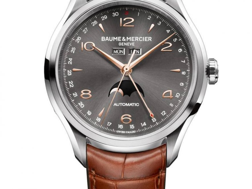 Baume & Mercier: Clifton Vollkalender
