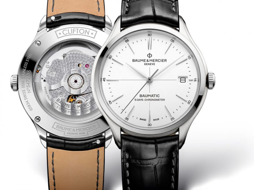 Baume & Mercier: Clifton-Baumatic COSC
