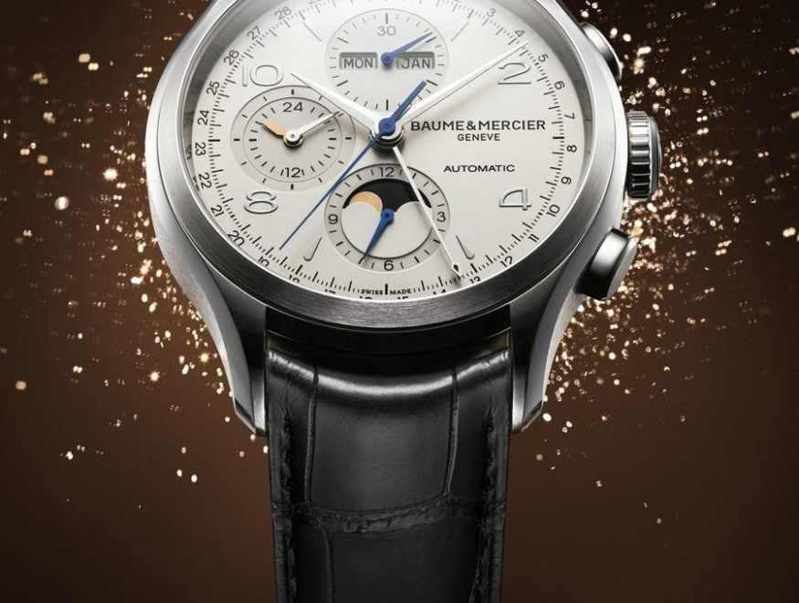 Baume & Mercier: Clifton Chronograph Vollkalender