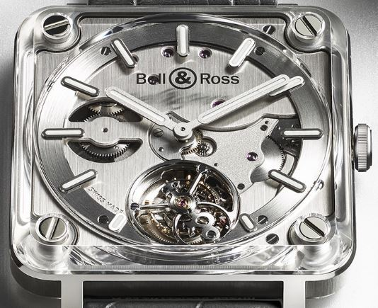 Haus aus Glas: Bell & Ross BR-X1 Tourbillon Micro Rotor