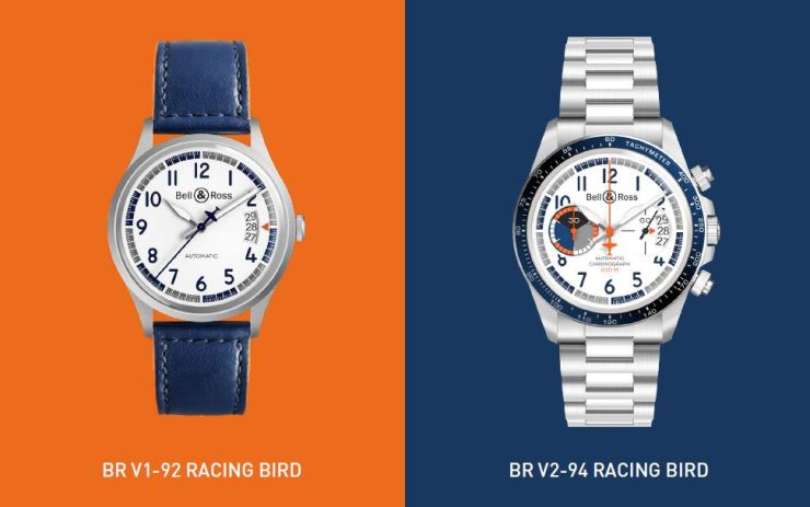 Bell & Ross BR-Bird V1 und V2
