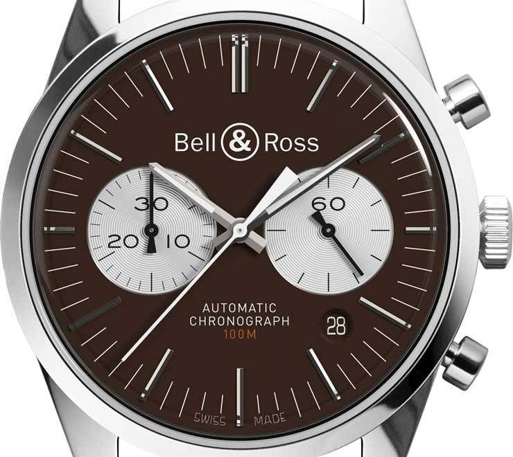 Bell & Ross BR 126 Officer Brown