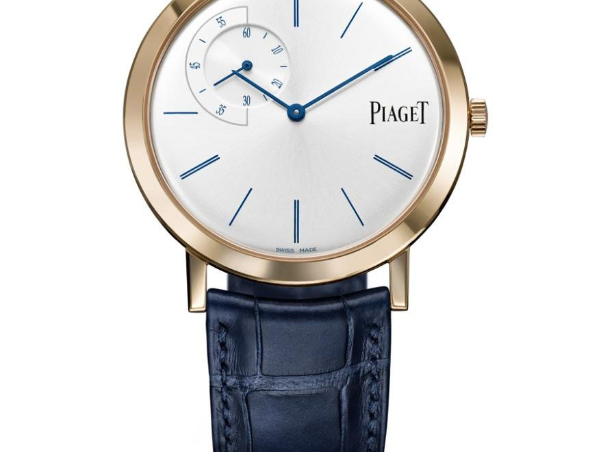 Piaget: Altiplano Blue Editions